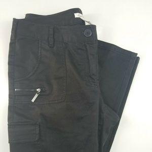 Kenneth Cole Cargo Style Cotton Blend Pants CS24
